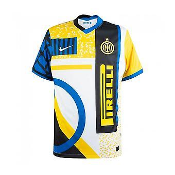 2020-2021 Inter de Milán Cuarta Camiseta