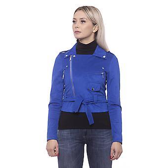 Naisten Versacen sininen takki 19v69