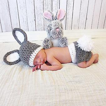 2pcs/set Baby Photography Props Clothes