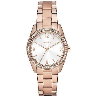 Dkny Women's Nolita White Dial Watch - NY2902