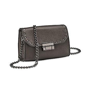 MARCO TOZZI Damen Handtasche 2-2-61012-25, 2-2-61012-25-Women's Bag, Dark Grey, normal