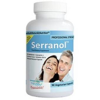 Good Health Naturally - Serranol 90Vcaps