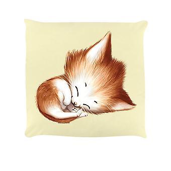Grindstore Kitsch Kitten täytetty tyyny
