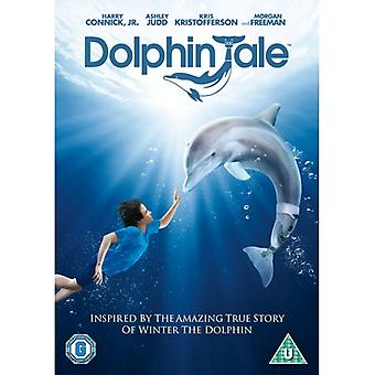 Dolphin Tale DVD