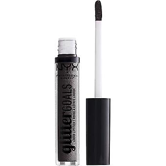 NYX Professional Make Up NYX Glitter Goals Lipstick Vervreemd 3ml Vervreemde #08