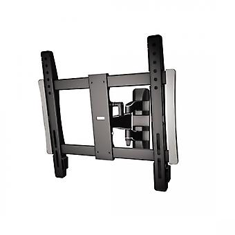 "Hama FULLMOTION TV Wandhalterung Premium VESA 400x400 165cm (65"") Schwarz"