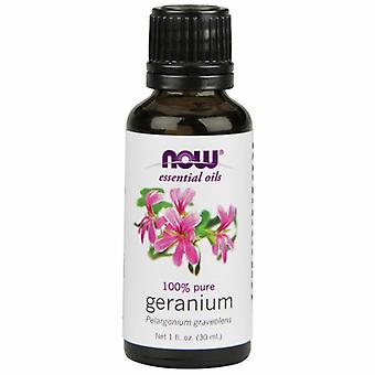 Now Foods Geranium Oil Egyptian, 1 OZ