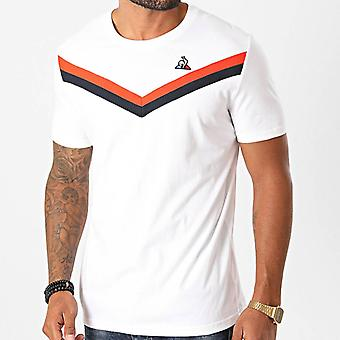 Le Coq Sportif Camisetas Hombre Tri Tee Ss N Color Skycaporan