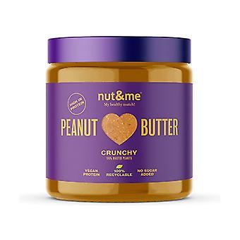 Crunchy peanut butter 500 g of cream