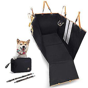 Assento do carro do cão tampa carro banco traseiro tapete de rede de proteção da almofada protetor a água tapete impermeável