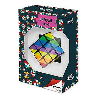 Board game Unequal Cube Cayro 3 x 3