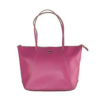 Fuxia shopping bag