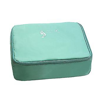 Makeup bag, Green