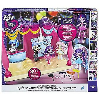 Equestrian Girls Minis Canter Lot High Dance Playset with Doll
