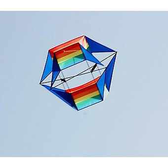 Satellite Kite With Handle And Line Angel Kites Outdoor.