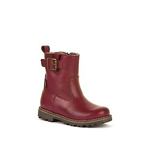 FRODDO G3160148 Tex & Warm Lined Boot In Burgundy