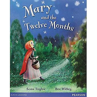 Wordsmith Year 1 Mary and the Twelve Months (Wordsmith (Literacy Service))