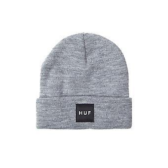 Cappello unisex huf essentials box logo beanie bn00090.grey