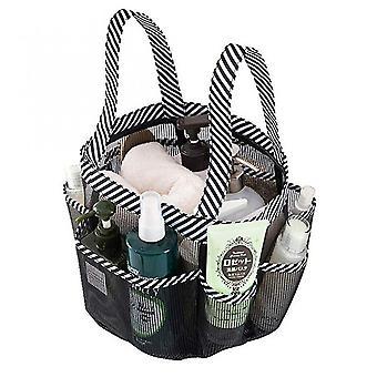 شبكة دش العلبة, سريع الجافة دش حمل حقيبة شنقا المراحيض