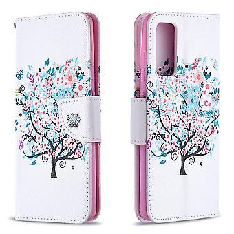 Cas pour Samsung Galaxy S20 Fe Pattern Tree