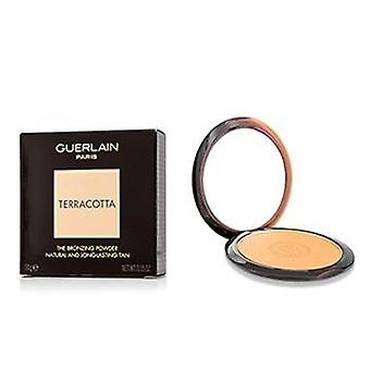 Guerlain Terracotta The Bronzing Powder (natural & Long Lasting Tan) - No. 03 Natural Brunettes - 10g/0.35oz