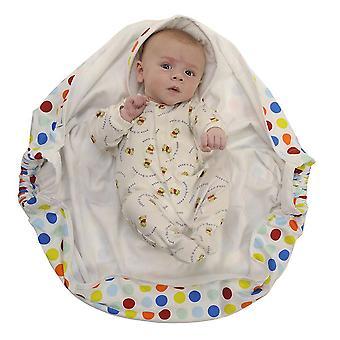 Snugglebundl Baby Lifting Wrap Blanket  0m+