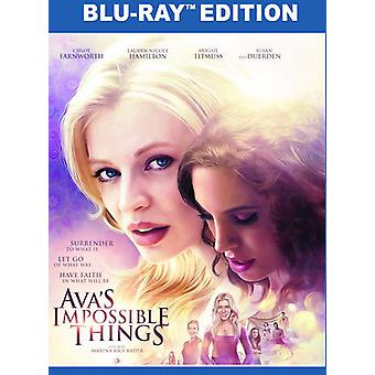 Ava's Impossible Things [Blu-ray] USA import
