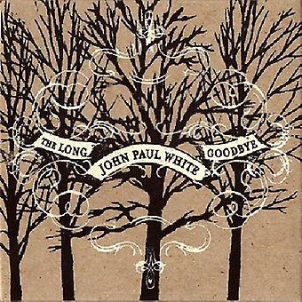 John Paul White - Long Goodbye [CD] USA import