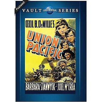 Union Pacific [DVD] USA import
