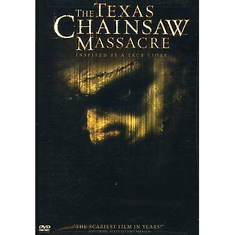 The Texas Chainsaw Massacre [DVD] USA import