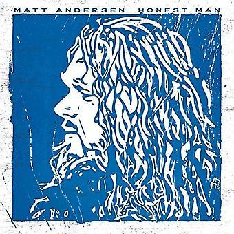 Andersen. Matt - Honest Man [Vinyl] USA import