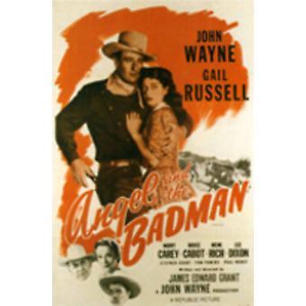 Importer des ange & USA Badman (1947) [DVD]