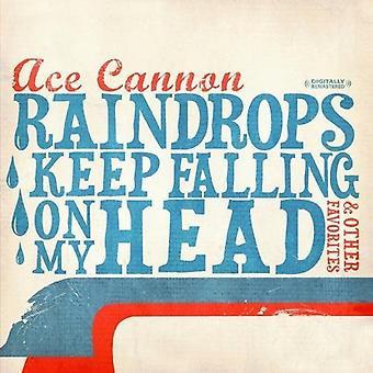 エースの大砲 - 私の頭 & その他のお気に入り [CD] アメリカ インポート時に雨が降り