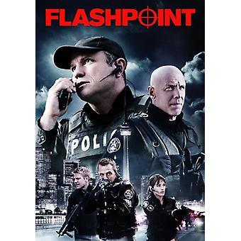 Flashpoint - Flashpoint: Sidste sæson [DVD] USA import