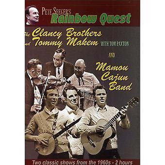 Rainbow Quest [DVD] USA import