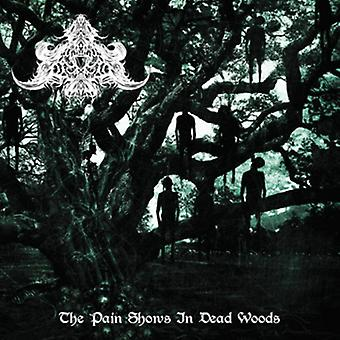 Abysmal Depths - Pain Shows in Deads Woods [CD] USA import