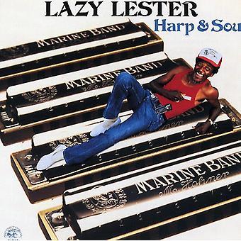 Lat Lester - harpe & sjel [DVD] USA import
