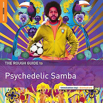Rough Guide to Psychedelic Samba - Rough Guide to Psychedelic Samba [CD] USA import