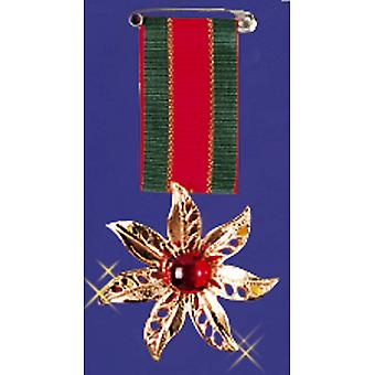 Juwelen en kronen medaillon met Gem