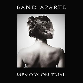 Band Aparte - Memory on Trial [CD] USA import