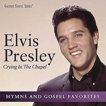 Elvis Presley - Crying in the Chapel [CD] USA import