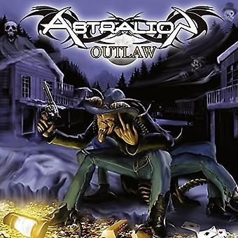 Astralion - Outlaw [CD] USA import