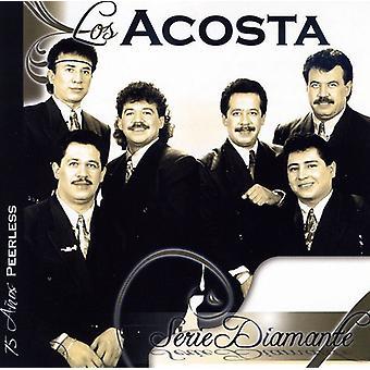 Los Acosta - Serie Diamante-Los Acosta [CD] USA import