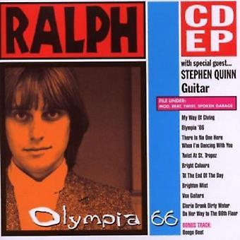 Ralph - Olympia 66 [CD] USA import