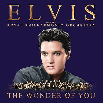 Elvis Presley - Wonder of You: Elvis Presley with the Philharmonic Orchestra [CD] USA import