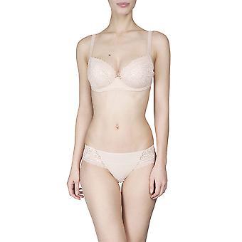 Maison LeJaby Elixier G51531-247 Frauen Hanae Rosa mit Spitze Bügeln gepolsterte Plunge-BH