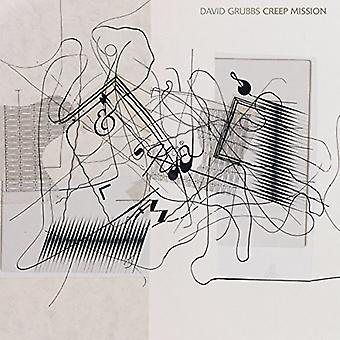 David Grubbs - Creep Mission [CD] USA import