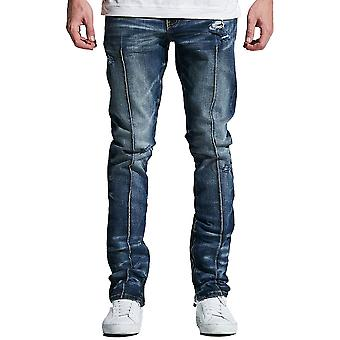 Embellish Paul Denim Jeans Indigo