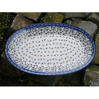 Plate, oval, 45.5 x 27 cm, Ivy, BSN J-128