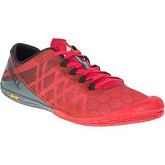 Merrell Mens Vapor Glove 3 Breathable Vibram Barefoot Running Shoes
